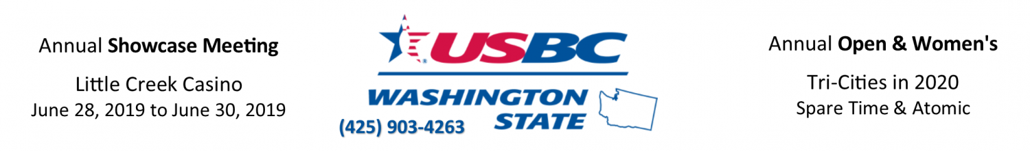 Welcome To The Washington State Usbc Website